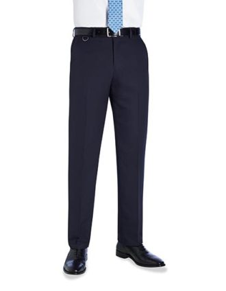 One Collection Mars Trouser Brook Taverner - navy