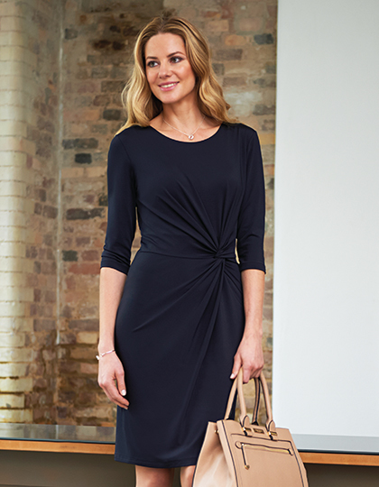 One Collection Neptune Dress Brook Taverner