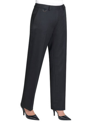 One Collection Venus Trouser Brook Taverner - black