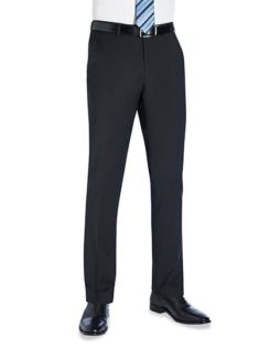 Sophisticated Collection Cassino Trouser Brook Taverner - black