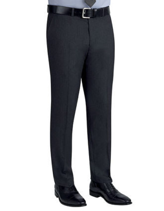 Sophisticated Collection Cassino Trouser Brook Taverner - charcoal