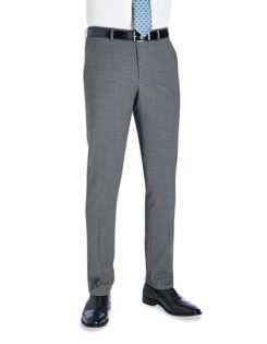 Sophisticated Collection Cassino Trouser Brook Taverner - light grey