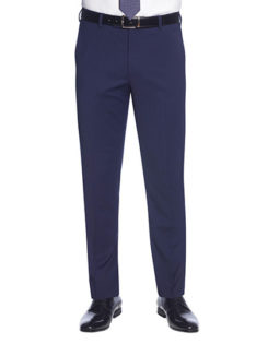 Sophisticated Collection Cassino Trouser Brook Taverner - midblue
