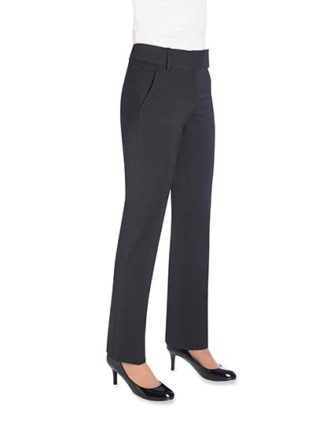Sophisticated Collection Genoa Trouser Brook Taverner - charcoal
