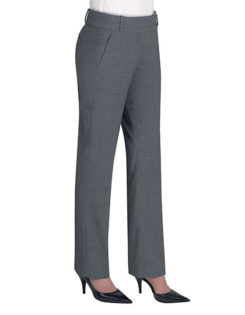 Sophisticated Collection Genoa Trouser Brook Taverner - light grey