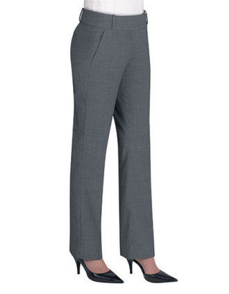 Sophisticated Collection Genoa Trouser Brook Taverner - light grey