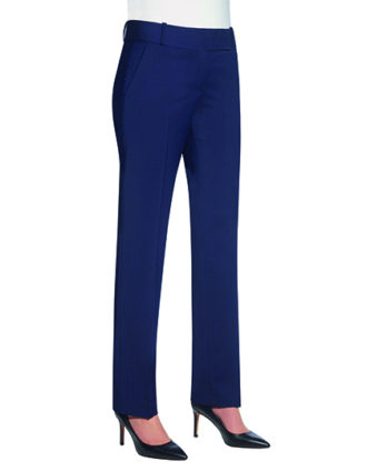 Sophisticated Collection Genoa Trouser Brook Taverner - midblue