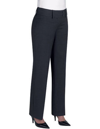 Sophisticated Collection Miranda Trouser Brook Taverner - charcoal