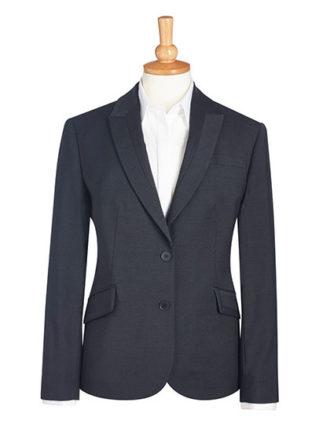 Sophisticated Collection Novara Jacket Brook Taverner - charcoal