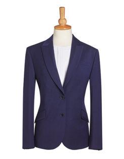 Sophisticated Collection Novara Jacket Brook Taverner - mid blue