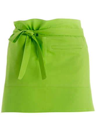 Bar Apron Short Bargear - lime