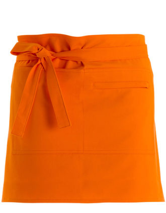 Bar Apron Short Bargear - orange