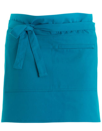 Bar Apron Short Bargear - turquoise