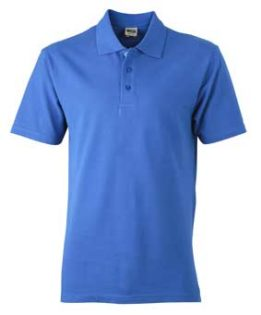 Basic Polo James & Nicholson - royal