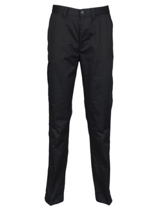 Ladies Chino Trousers Henbury - black