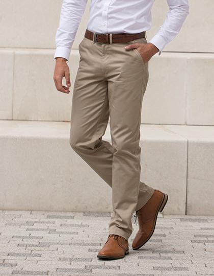 Mens Chino Trousers Henbury