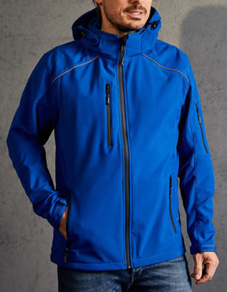 Mens Softshell Jacket Promodoro - royal