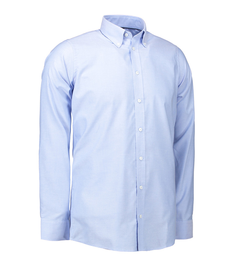 Oxford Hemd Identity - hellblau