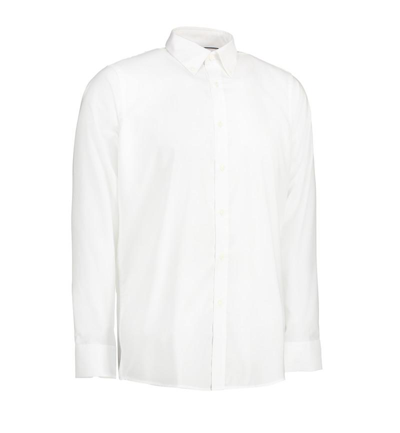 Oxford Hemd Identity - weiß