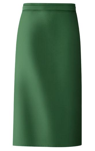 Greiff Bistro Schürze Kurz - Flaschengrün