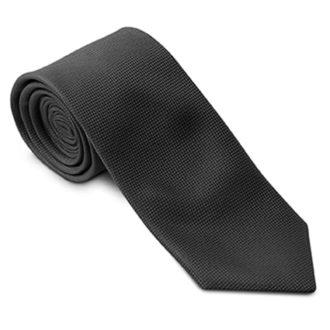 Greiff Krawatte - schwarz