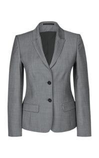 Greiff Modern 37 5 Damen Regular Fit Blazer - hellgrau