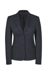 Greiff Modern 37 5 Damen Regular Fit Blazer - schwarz