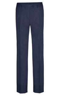 Greiff Modern 37 5 Damen Regular Fit Hose - dunkelblau