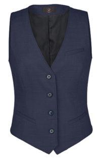 Greiff Modern 37 5 Damen Regular Fit Weste - dunkelblau