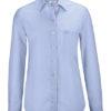 Greiff Premium Bluse Comfort Fit - bleu