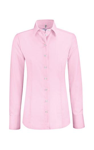 Greiff Premium Bluse Regular Fit - rose