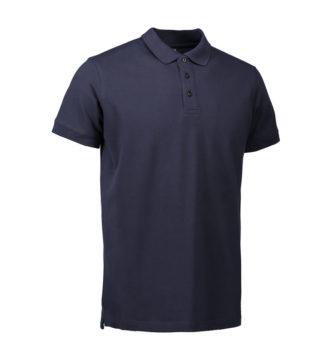 Stretch Poloshirt Identity - navy