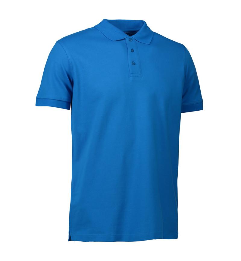 Stretch Poloshirt Identity - türkis