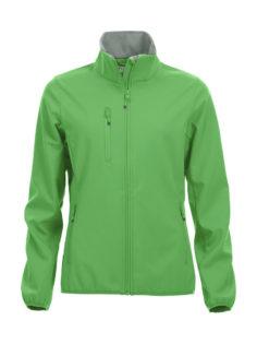 Basic Softshell Jacket Ladies Clique - apfelgrün