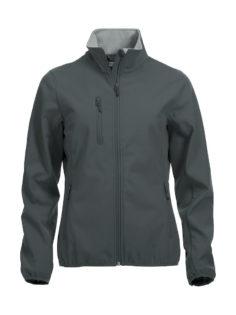 Basic Softshell Jacket Ladies Clique - pistol