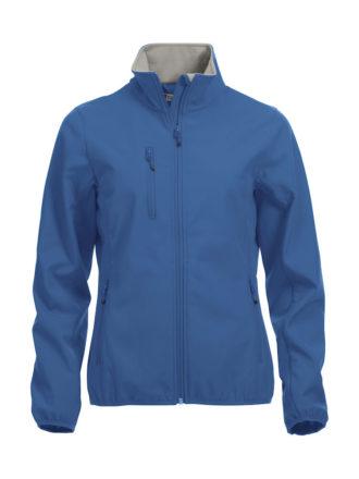 Basic Softshell Jacket Ladies Clique - royalblau