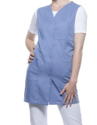 Damenkasack Sara Karlowsky - grey blue