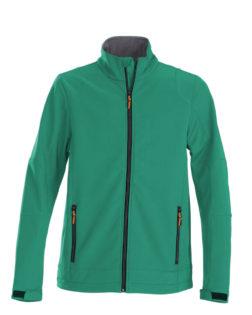 Trial Softshell Jacket Printer - grün