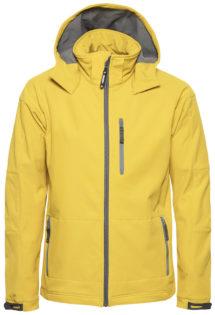 Tulsa Softshell Jacket Grizzly - grauTulsa Softshell Jacket Grizzly - gelb
