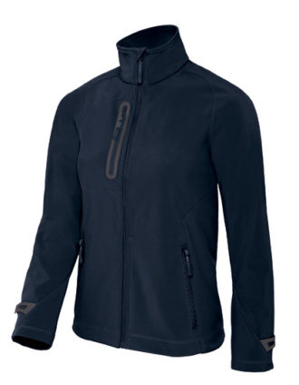 X Lite Softshell Women B&C - navy