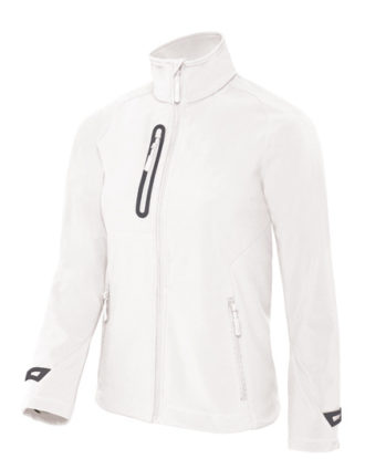 X Lite Softshell Women B&C - white