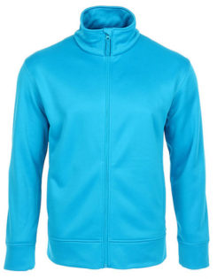 Active Bonded Fleece Jacket Stedman - arctic blue