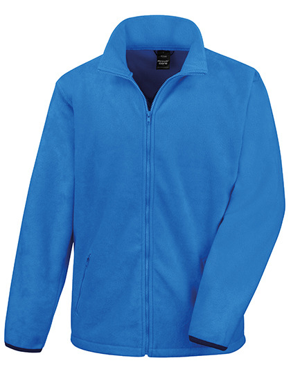 Fashion Fit Outdoor Fleece Result - electric blue