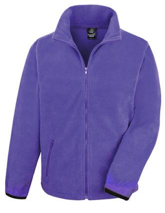 Fashion Fit Outdoor Fleece Result - purple