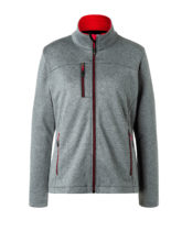 James & Nicholson Ladies Melange Softshell Jacket