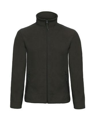 Microfleece Duo Jacket B&C - black