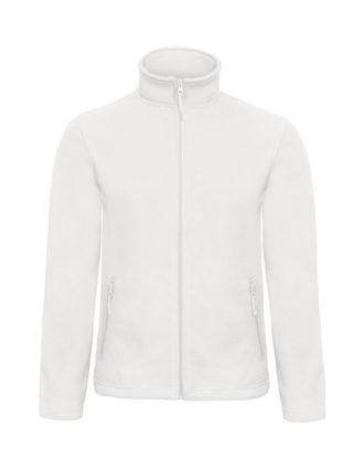 Microfleece Duo Jacket B&C - white