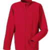 Microfleece Full Zip Russell - classic red