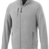 Pitch Mikro Fleece Jacke Slazenger - grau
