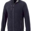 Pitch Mikro Fleece Jacke Slazenger - navy
